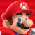 Super Mario Run - Mario Icon by SuperMarioFan65