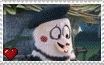 The Angry Birds Movie - Mime Stamp by SuperMarioFan65