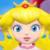 Super Mario Sunshine - Princess Peach Icon