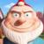 Mower Minions - Creepy Gnome Icon