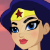 DC Super Hero Girls - Wonder Woman Icon by SuperMarioFan65