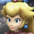 Super Smash Bros Brawl - Princess Peach Icon