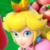 Mario Party Star Rush - Princess Peach Icon by SuperMarioFan65