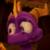 The Legend of Spyro - Spyro Icon
