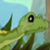 The Land Before Time 13 - Sailbacked Lizard Icon