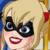 DC Super Hero Girls - Harley Quinn's smile Icon 3