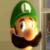 Derp Luigi with Big Mustache Icon