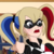 DC Super Hero Girls - Random Harley Quinn Icon 3 by SuperMarioFan65