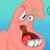 SpongeBob SquarePants Funny Mad Face Patrick Icon
