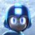 Super Smash Bros 4 - Mega Man Icon