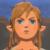 TLOZ Breath of the Wild - Link Icon
