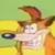 Crash Bandicoot Cartoon Icon