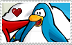Club Penguin - Bambadee Stamp by SuperMarioFan65
