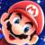 Super Smash Bros 4 - Mario Galaxy Icon