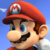 Super Smash Bros Brawl - Mario (Trailer) Icon by SuperMarioFan65