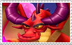 Spyro A Hero's Tail - Red Stamp by SuperMarioFan65