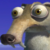 Ice Age - Worried Scrat Icon