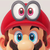 Super Mario Odyssey - Mario with Eye Hat Icon