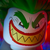 The Lego Batman Movie - Creepy Joker Smile Icon