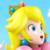 Mario Party Island Tour - Peach Icon