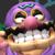 Super Smash Bros Brawl - Wario-Man Icon