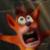 Crash Bandicoot N. Sane Trilogy - Gasp Crash Icon by SuperMarioFan65