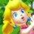 Mario Golf Toadstool Tour - Peach Icon by SuperMarioFan65