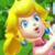 Mario Golf Toadstool Tour - Peach Icon