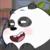 We Bare Bears - Panda laugh Icon