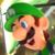 Mario Kart 8 Deluxe - Luigi cover Icon