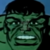 The Marvel Super Heroes - Hulk Icon