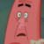 Sponge Out of Water - Patrick funny face Icon