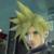 Super Smash Bros Wii U - Cloud Icon