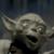 The Empire Strikes Back - Weird Yoda Icon