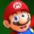 Super Nintendo World - Mario Icon by SuperMarioFan65