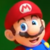 Super Nintendo World - Mario Icon