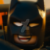 The Lego Movie - Batman Icon by SuperMarioFan65