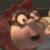 Adventures of Jimmy Neutron - Croissant Carl Icon by SuperMarioFan65