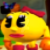 Pac-Man World 3 - Ms. Pac-Man Icon