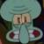 SpongeBob SquarePants Random Angry Squidward Icon