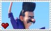 Despicable Me 3 - Balthazar Bratt Stamp by SuperMarioFan65