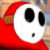 Mario Party 5 - Shy Guy Icon by SuperMarioFan65