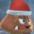 Super Mario Odyssey - Santa Goomba Icon by SuperMarioFan65
