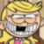 The Loud House - Lola Evil Grin Icon by SuperMarioFan65