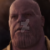 Avengers Infinity War - Thanos Icon