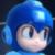 Super Smash Bros Wii U - Mega Man Icon