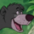 The Jungle Book - Baloo Icon 4 by SuperMarioFan65