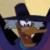 DuckTales 2017 - Darkwing Duck Icon by SuperMarioFan65