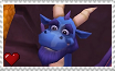 Spyro A Hero's Tail - Tomas Stamp by SuperMarioFan65