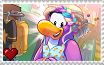 Club Penguin - Dot Stamp by SuperMarioFan65